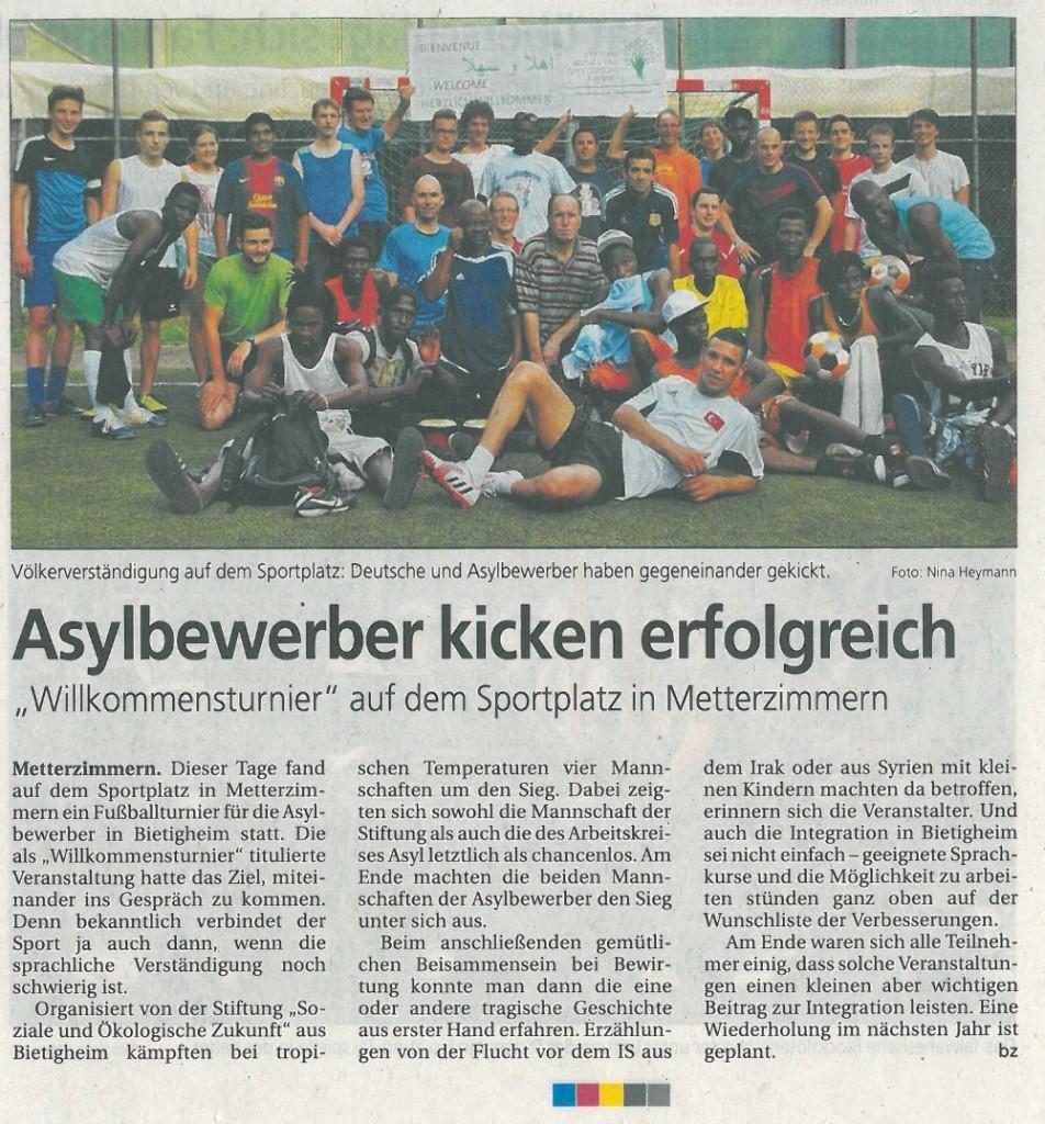 Asylbewerber_Fussballturnier