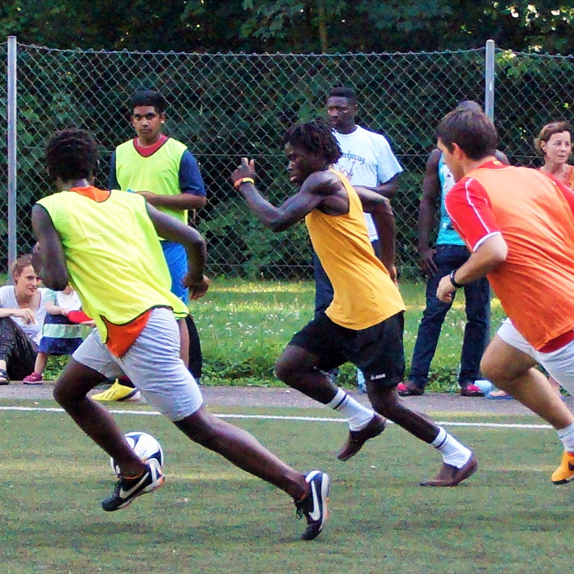 Fußball 2 - quadratisch