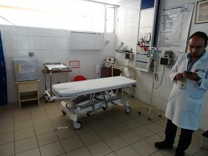 Quito Krankenhaus 673